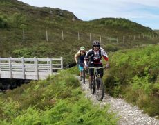 Schottland Mountainbike Reise, MTB Touren in den Highlands, Fort William und Trailcenter Lagan Wolftrax. 7 Stanes Trailcentre. MTB Reise durch die Higlands. trailholidays