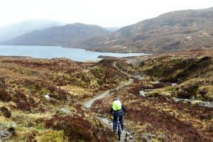 Trailholidays Schottland MTB Reise