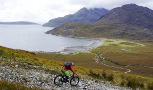 Trailhildays Bikereise Schottland. MTB Touren in den schottischen Highlands