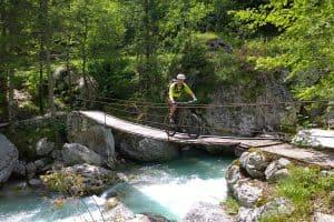 Mountainbike Reise Trailholidays Reiseveranstalter Slowenien Mtb tour soca bovec tolmin kobarid transalp bike alpenüberquerung
