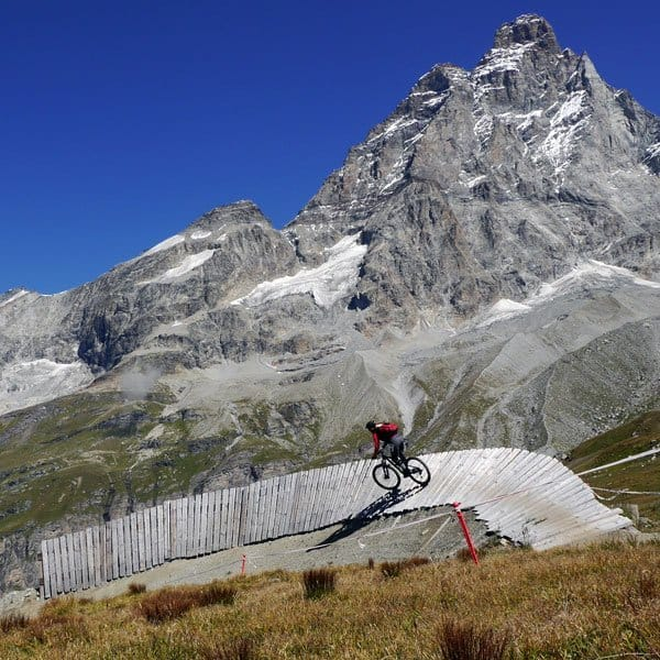 TrailCamp - Biken am Matterhorn