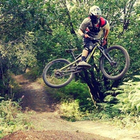 FerienCamp Wales - Die besten Bikeparks England für Jugendliche zwischen 14 und 17 Jahren