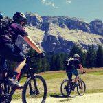 Trailholidays Mountainbike MTB Reisen - Dolomiten