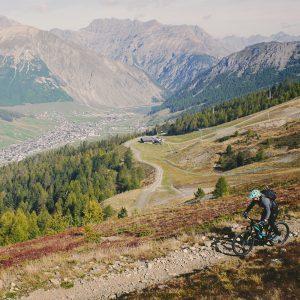 Livigno Bike & Yoga Camp - Trailholidays Mountainbikereisen - MTB Urlaube - Fahrtechnik Camps