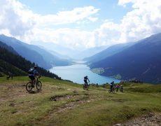 alpenüberquerung eBike, garmisch - ehrwald gardasee riva eMTB alpencross Mountainbike Reise Trailholidays Reiseveranstaltel -geführte tour, gruppenreise strecke